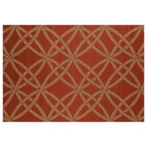 Art Carpet Plymouth Roped Indoor Outdoor Rug