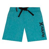 Toddler Boy Hurley Heathered One & Only Boardshorts