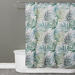 Maui Printed Shower Curtain