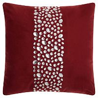Mina Victory Lumin Center Stones Throw Pillow