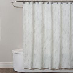 Space Dye Shower Curtain