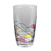 Artland Helios 4-pc. Highball Glass Set