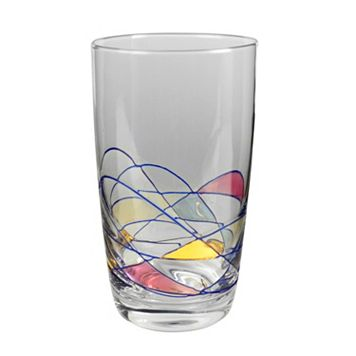 Artland Helios 4-pc. Highball Glass Set