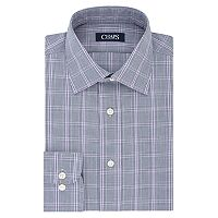 Men's Chaps Slim-Fit No-Iron Stretch-Collar Dress Shirt