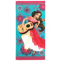 Disney Elena Fiesta Time Printed Beach Towel