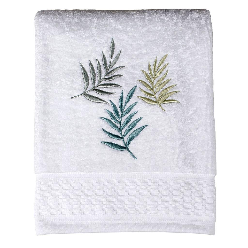 Maui Embroidered Bath Towel