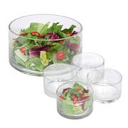 Artland Simplicity 5 pc Salad Set