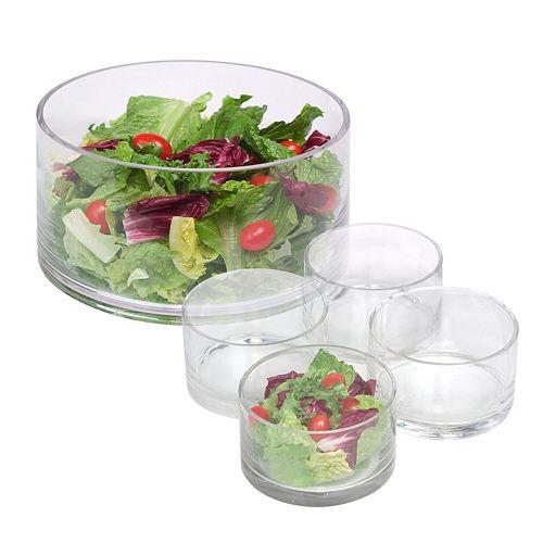 Artland Simplicity 5-pc. Salad Set