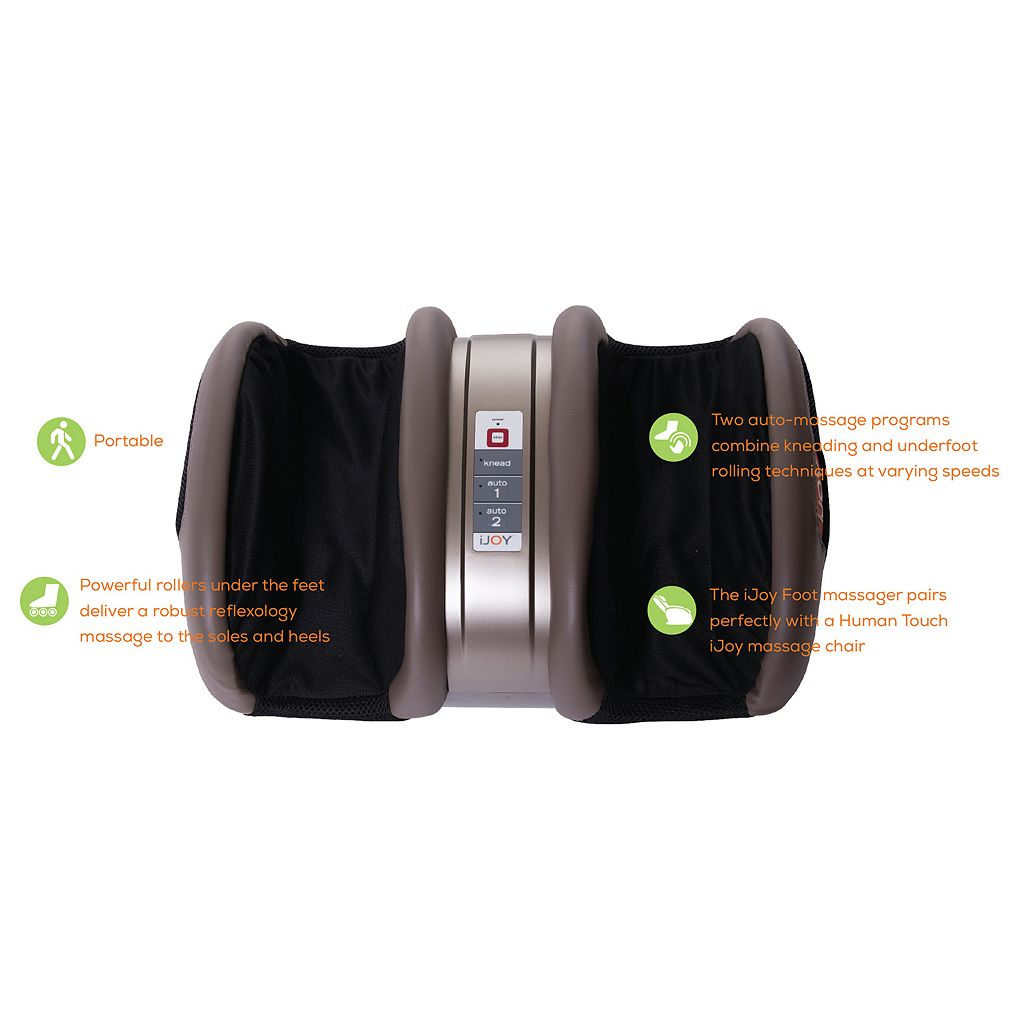 Human Touch iJoy Foot Massager