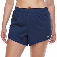 Plus Size Nike Dry Attack Shorts