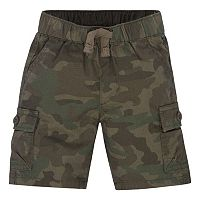 Baby Boy Levi's Belcrest Camo Cargo Shorts