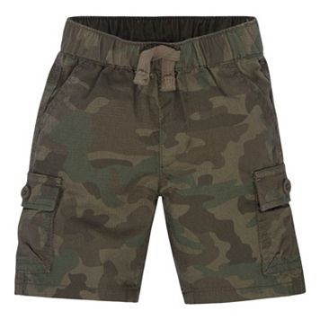 Baby Boy Levi's Belcrest Camo Cargo Shorts