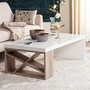 Safavieh Modern Scandinavian Coffee Table