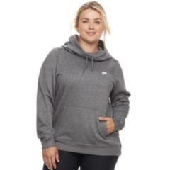 plus size hoodies & sweatshirts | kohl's