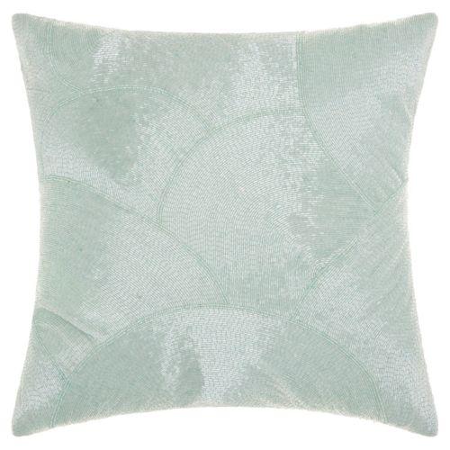 Mina Victory Lumin Fan Design Throw Pillow