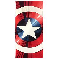 Marvel Avengers Ice Storm Printed Beach Towel