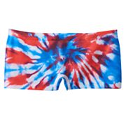 Girls 4-16 Maidenform Tie-Dye Seamless Minishorts