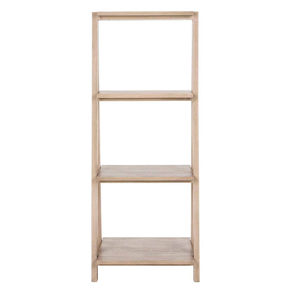 Safavieh Rustic Ladder 3-Tier Bookshelf eu8XA