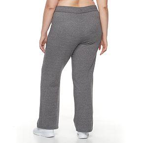 Plus Size Nike Relaxed Fleece Pants