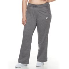 Plus Size Nike Relaxed Fleece Pants