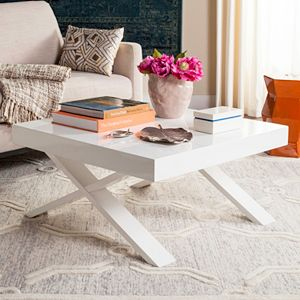 Safavieh Mid-Century Scandinavian Coffee Table