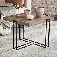Safavieh Modern Contemporary End Table
