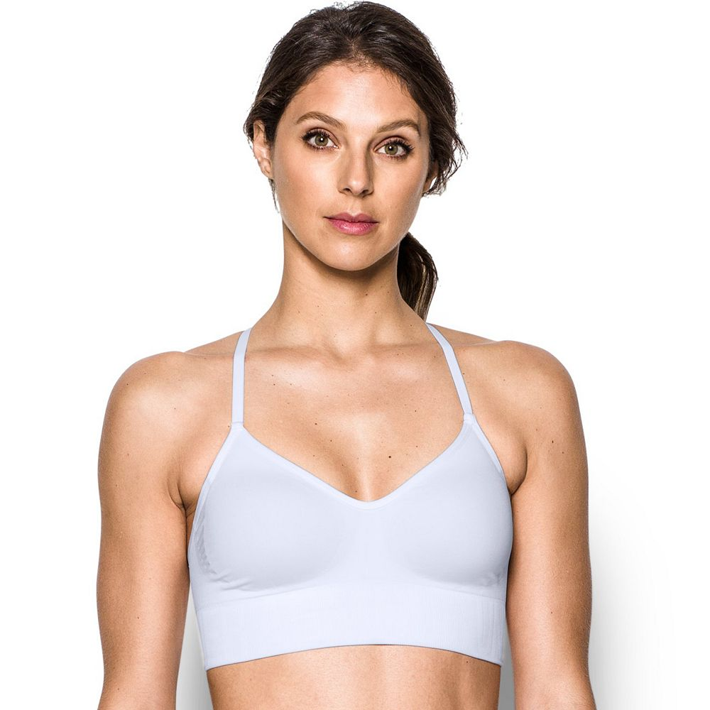 48d051001ae53 Under Armour Seamless Solid Low-Impact Sports Bra