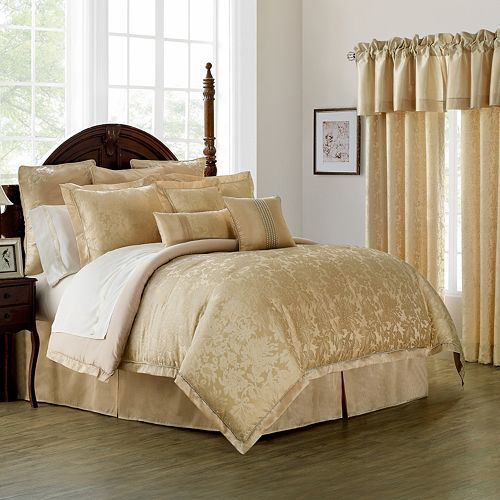 Marquis by Waterford 4-piece Isabella Comforter Set