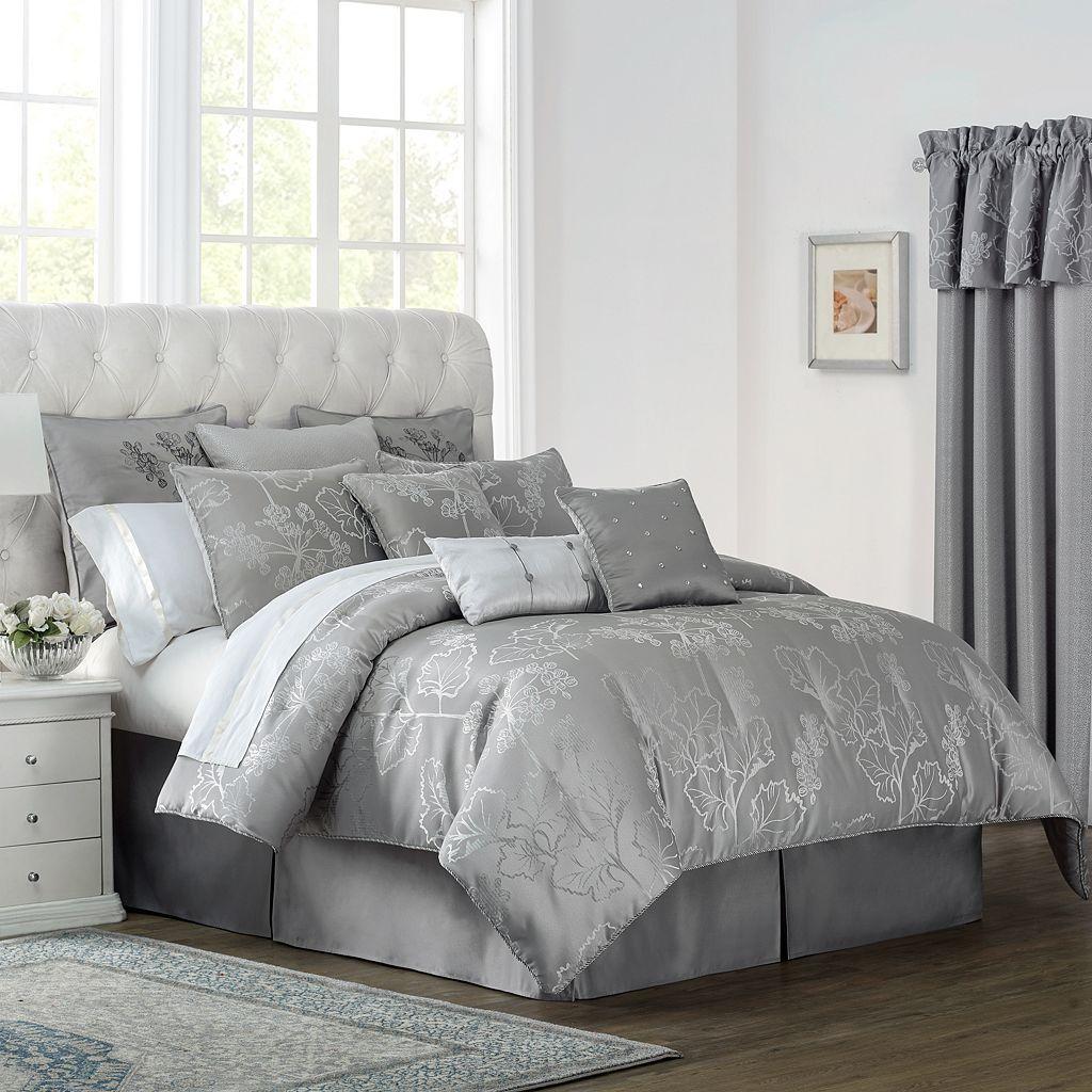 Marquis by Waterford 4-piece Lauren Comforter Set