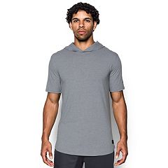 Men's Under Armour Baseline Hooded Tee