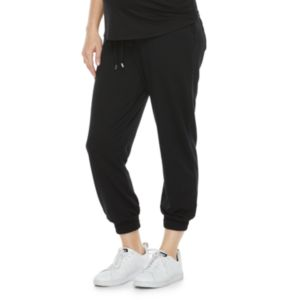 Maternity a:glow French Terry Jogger Pants