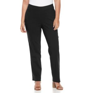 Plus Size Briggs Millennium Pull-On Pant