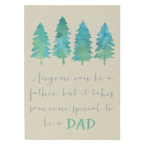 Belle Maison ''Special to be a Dad'' Box Sign Art
