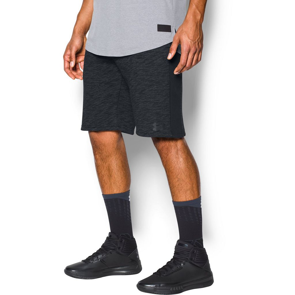 Men's Under Armour Baseline Fleece Shorts