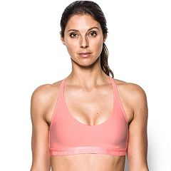 Under Armour Bras: Strappy Low-Impact Sports Bra 1289445