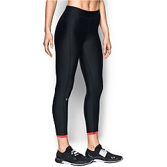Women's Under Armour HeatGear Ankle Crop Leggings