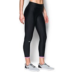 Women's Under Armour HeatGear Midrise Ankle Crop Leggings