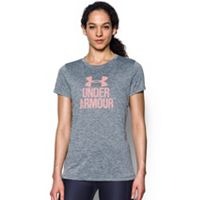 Women's Under Armour Tech Twist Short Sleeve Graphic Tee
