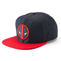 Men's Marvel Deadpool Snapback Cap