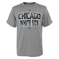 Boys 8-20 Majestic Chicago White Sox Big City Tee