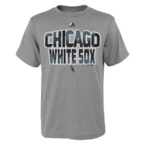 Boys 8-20 Majestic Chicago White Sox Big City Tee