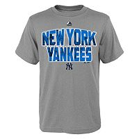 Boys 8-20 Majestic New York Yankees Big City Tee