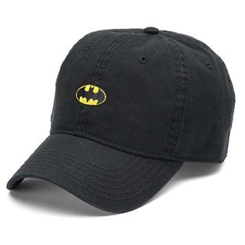 Men's DC Comics Batman Logo Cap