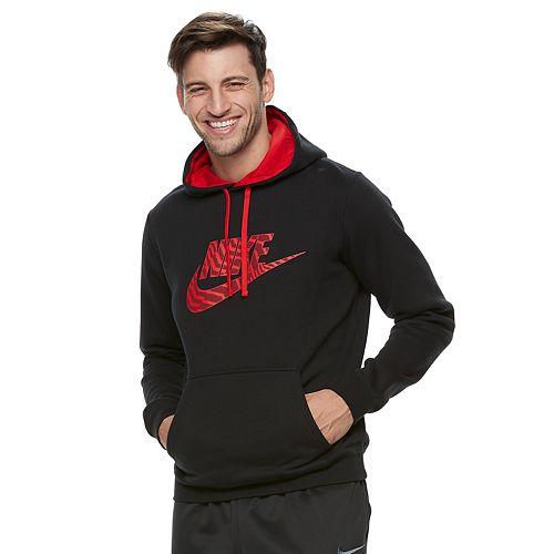 e64ecd0dc671 Men s Nike Cotton Fleece Hoodie