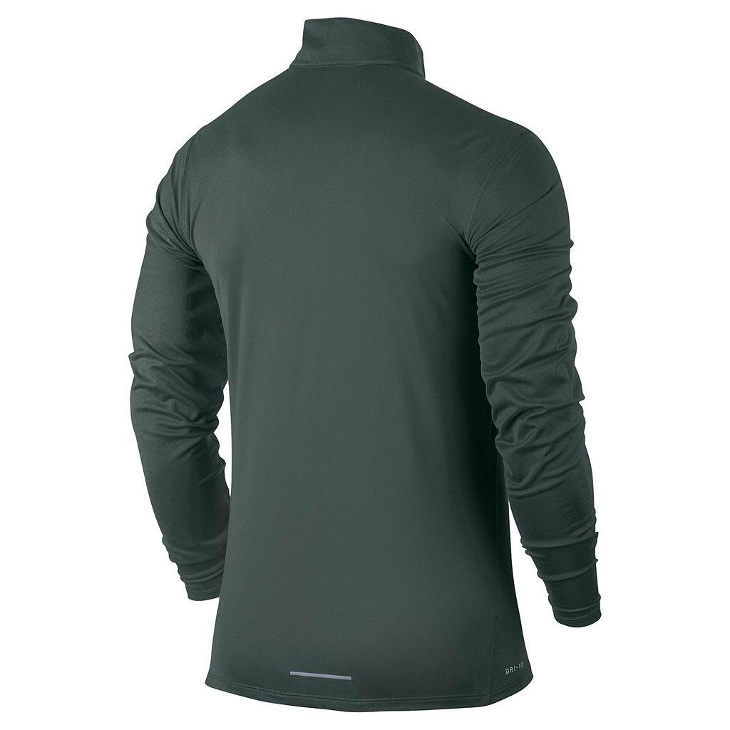 Men's Nike Running Core Dri-FIT Half-Zip Performance Pullover