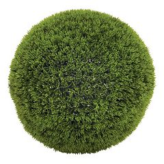 Artificial Grass Ball Decor