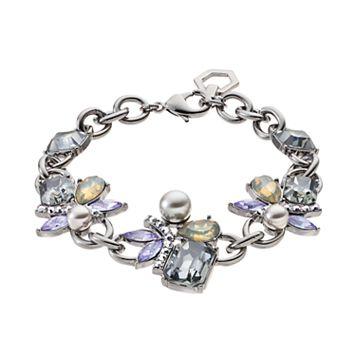 Simply Vera Vera Wang Stone Cluster Bracelet