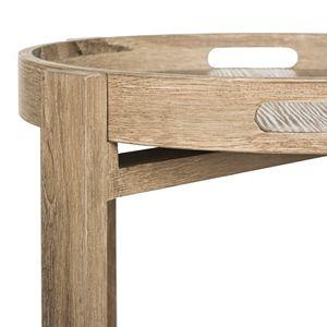 Safavieh Mid-Century Modern Tray Top End Table