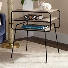 Safavieh Mid-Century Modern 3-Tier End Table