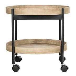 Safavieh Mid-Century Modern Tray End Table